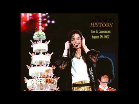 Michael Jackson - HIStory Tour Copenhagen August 29, 1997 (Birthday Concert) - Full Amateur Audio