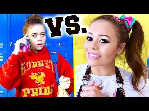 Teen You Vs. Child You Morning Routine! | Krazyrayray