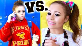 Teen You Vs. Child You Morning Routine! | Krazyrayray