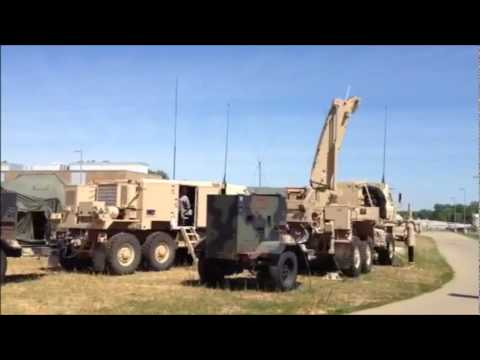 1BCT/ 101st ABN DIV (AASLT) TPQ-53 Radar - YouTube