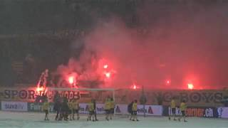 BSC Young Boys - FC St. Gallen 30.11.2017 - 003