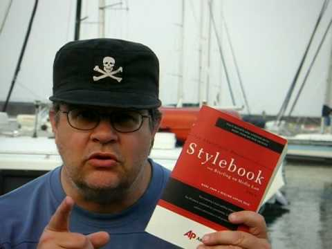 Why All Pirates Love the AP Stylebook
