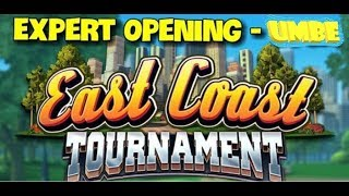 Golf Clash LIVE - East Coast EXPERT Opening by Umbe / Видео