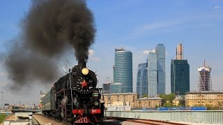 Московские Паровозы