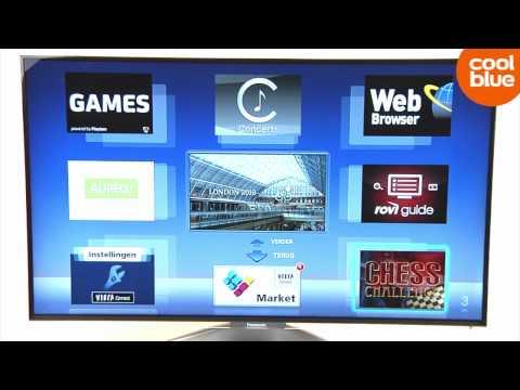 Wat is Panasonic Viera Connect?