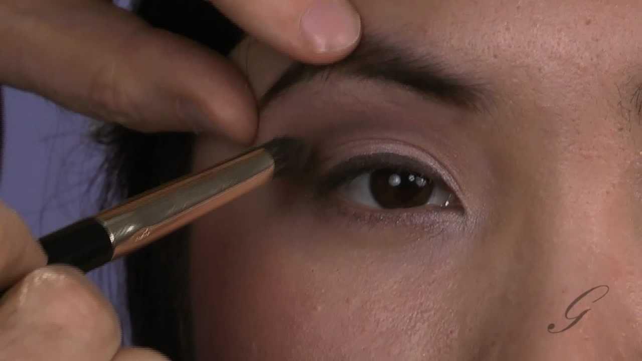 How toclassic asian eye contour mango makeup gourmet tutorial how toclassic asian eye contour mango makeup gourmet tutorial youtube ccuart Gallery