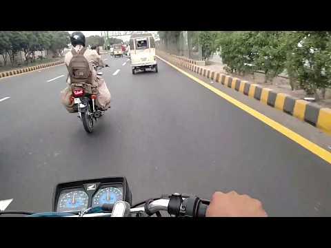 Karachi Star Gate Road