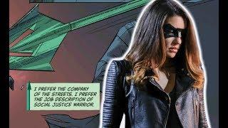 Arrow Season 6 To Be More Like The Comic Books And New Black Canary Costume!
