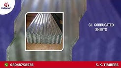 Roofing Sheets & Building Materials Wholesale Supplier