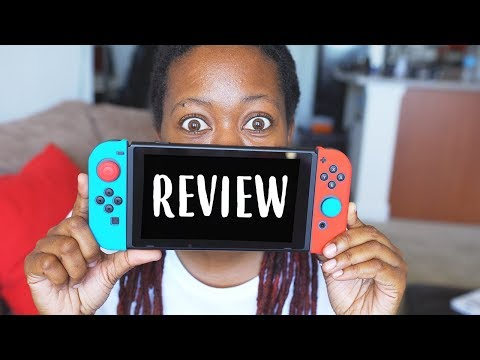 Nintendo Switch Review (Many Months Later)