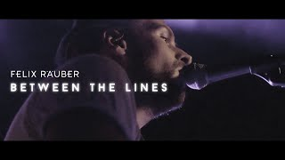 Felix Räuber - Between The Lines live in Dresden (2019)