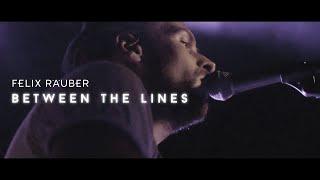 Felix Räuber - Between The Lines live in Dresden (2019)