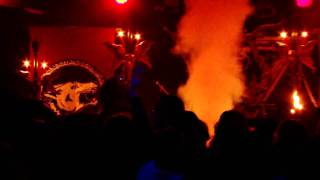 "Watain ""Total Funeral"" Live 11/10/10"