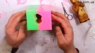 Изготовление формы из силикона Эластолюкс Платинум