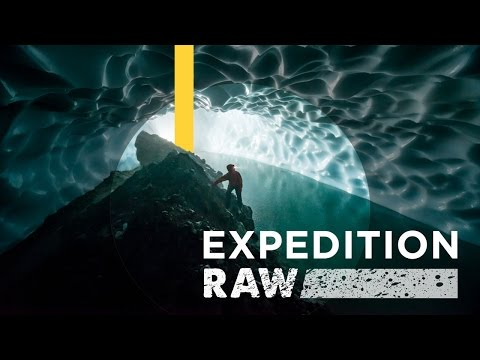 Exploring Toxic Ice Caves Inside an Active Volcano | Expedition Raw
