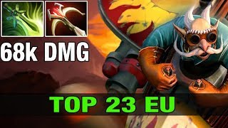 TOP 23 EU 633 Plays Gyrocopter - Dota 2