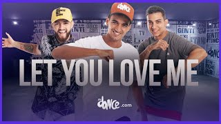 Let You Love Me  - Rita Ora | FitDance Life (Choreography) Dance Video Video