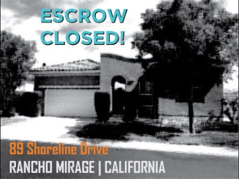 ✨Another Closed Escrow✨