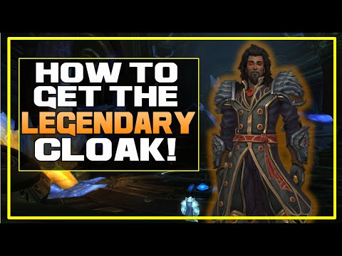 Wow 8 3 Legendary Cloak How To Get It Questline Overview Guide Spoilers Visions Of N Zoth Youtube