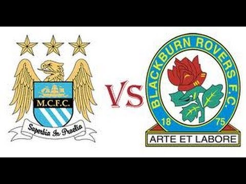Man City Vs Blackburn Rovers 1-1 | Blackburn Rovers Vs Manchester City 1-1 All Goals 4/1/2014 HD