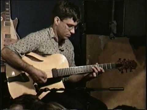 Les Paul with Frank Vignola 7/2/01