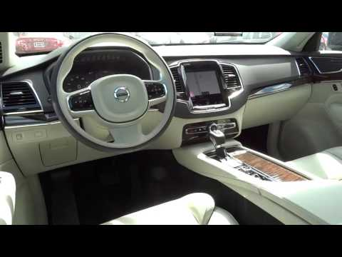 2016 Volvo XC90 Miami, Coral Gables, Key Biscayne, Brickell, Fort lauderdale, FL VG1029657