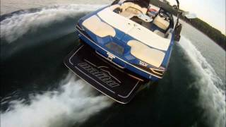GOPRO WAKESURF NO DRIVER GHOST RIDE