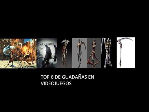 Top 6 De Guadañas En Videojuegos.