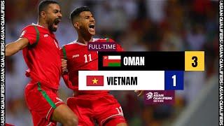 Оман  3-1  Вьетнам видео