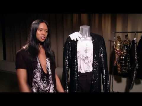 Jacket Billie Jean THIS IS IT  Michael Jackson