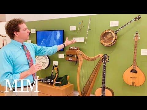 Irish Instruments | Virtual Museum Curator Tour