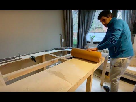 #4 Kork verlegen | Bau einer Modelleisenbahn I Märklin H0 C-Gleis