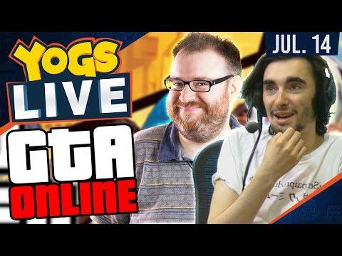 WANNA TAKE A RIDE? - GTA V w/ The Chilluminati Crew! - 14th July 2017