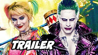 Birds of Prey Trailer - Joker Scene and Batman Easter Eggs Breakdown