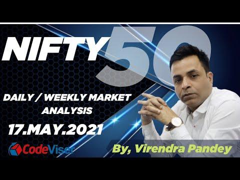 NIFTY PREDICTION U0026 NIFTY ANALYSIS FOR 17 MAY  | NIFTY TOMORROW PREDICTION | OPTION CHAIN ANALYSIS