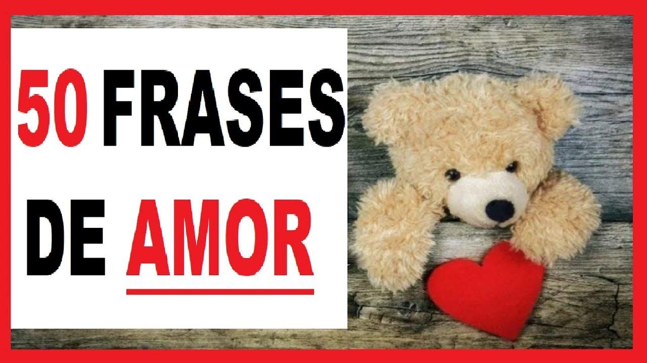 Frases Bonitas De Amor Para Enamorar Y Conquistar