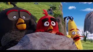   Angry Birdes   الطيور الغاضبة   مدبلج عربي   مقطع بحيرة الحكمة   وأول ضهور للنسر الكبير 