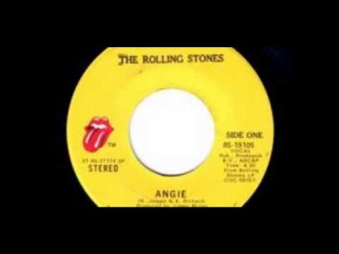 The Rolling Stones - Angie   [Official]