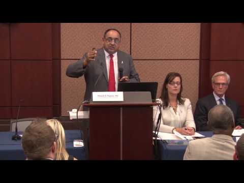 Prostate Cancer Screening - Diagnostic Promises and USPSTF Challenges - Congressional Briefing