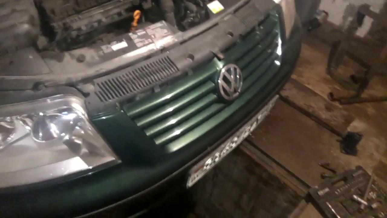 Обзор б/у автомобиля Volkswagen Touran 2003-2010 г. в. - YouTube