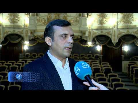 Azerbaycan Dovlet Musiqili Teatrin Orkestri - Bas Dirijor Fexreddin Atayev