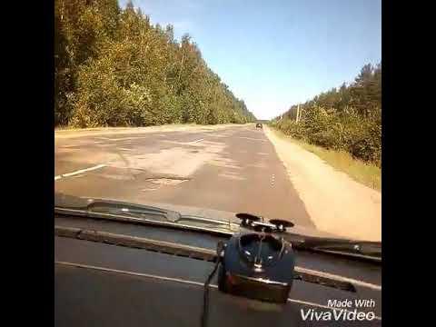 Нижегородская область,дороги, Вознесенский район.