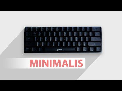 Meca sport, Keyboard Gaming Mekanik Yang Compact banget