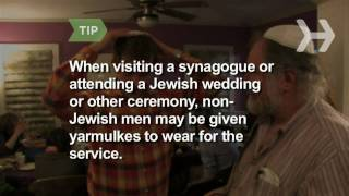 How to Wear a Kippah (Yarmulke)