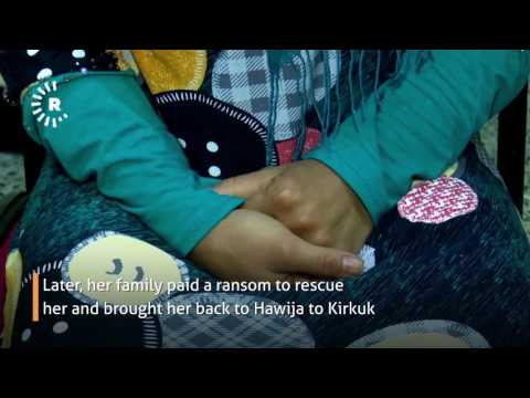 Kurdish authorities in Kirkuk vet former ISIS 'wives'
