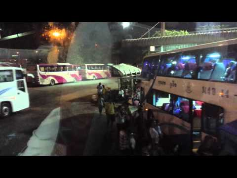 Bus station bangkok