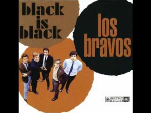 Los Bravos - Black is Black (Stereo)