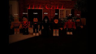 The Call (Un film d'horreur ROBLOX)