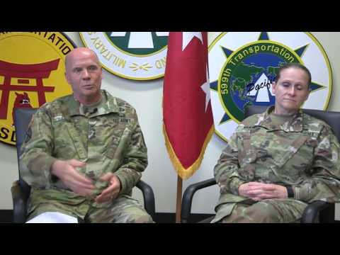 IMCOM Commander, LTG Dahl visits USAG Japan