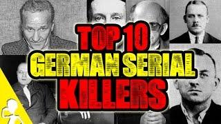 Top 10 German Serial Killers | Get Germanized